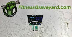 True Fitness z8.1R Upper Overlay - New - REF# MFT761818SH
