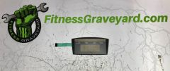True Fitness z8.1R Lower Overlay - New - REF# MFT761819SH
