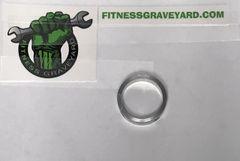 "Life Fitness Pro 9000SM 1"" ID Collar - New - REF# MFT7171813SH"