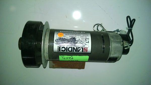 Landice Motor - #10191 - Used