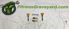 Matrix G3 Pin Set - New - REF# MFT821810SH
