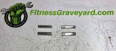 Life Fitness 90X Heart Rate Grip Kit - New - REF# MFT89181SH GK20-00002-0005