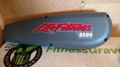 Life Fitness CT8500 Elliptical User Outside Left Pedal Cover New mft815182jg