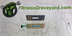Matrix A7xe TV Overlay Set - OEM# 1000361461 - New - REF# WFR951822SH