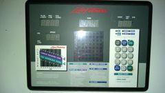 Life Fitness Cardio Bike Console- Ref# 10349- Used