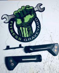 Matrix C5x/C7x Hand Grip Set - New - OEM# 1000366087 REF# WFR919181DG