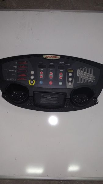Life Fitness T3 Console USED REF # 10351