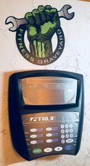 True Fitness Display Console - NEW -REFIT9241810LB-- OEM #9BZ70001