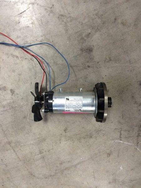OK- Keys Drive Motor 1.5HP Ref# 90007- Used