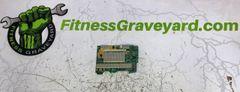 * Precor 5.37 Display Electronics w/o Software - OEM# 48434-403 - New - REF# REFIT103188SH