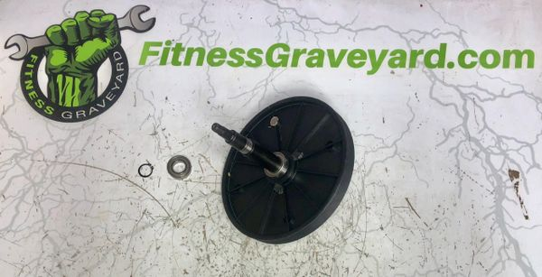 * Advanced Fitness Group 18.0AXT Axle Assembly - OEM# 1000092812 - New - REF# WFR1026186SH