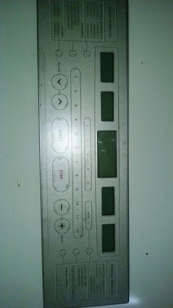 Reebok 8100ES # 260392 Console - USED - Ref# 10400