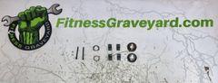 Life Fitness C7i Crank Bearing Kit - OEM# GK18-00004-0024 - New - REF# MFT1114189SH