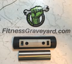 TRUE FITNESS CS1.0 HR Grip Assy - NEW - OEM# 7X408200 REF# MFT1115182SM