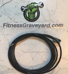 "Pacific Fitness 122"" Leg Press Cable - NEW - OEM# 40538-101 REF# MFT11151816SM"
