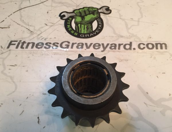 * LIFE FITNESS LS-2000 Right drive sprocket/clutch - USED - OEM# AK24-00036-0005 REF# MFT1119182SM