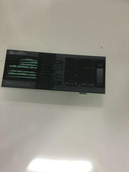 Nordic Track Treadmill Console Ref# 10436- Used