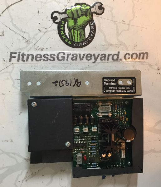 * Cybex 400S # AX-19512 Power Supply Board - USED - REF# WFR123185SM