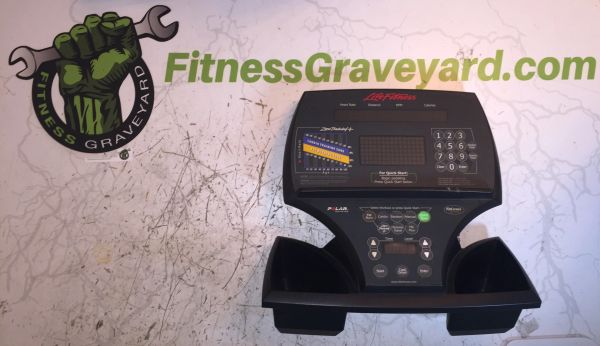 * Life Fitness SC9500 Console # AK47-00015-0001 - USED REFIT126183SM
