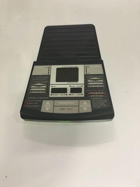 Healthrider E330 Elliptical Console Ref# 10451- Used