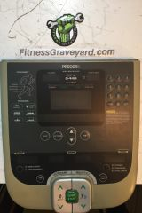 * PRECOR EFX 546i # 49243-111 - USED - Housing Overlay Display R# REFIT1271810SM