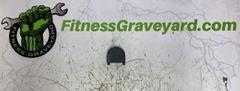 Life Fitness 90X Stabilizer Cap - OEM# 0K68-01129-0201 - New - REF# MFT12197SH