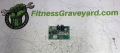 Precor AMT 825 - Lower Board w/ Software - OEM# 49702-101 - New - REF# PUSH222198SH