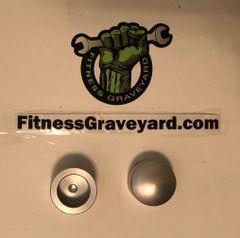 Life Fitness FZBC- 7662902 - End Cap - NEW R#BEAR31198CM