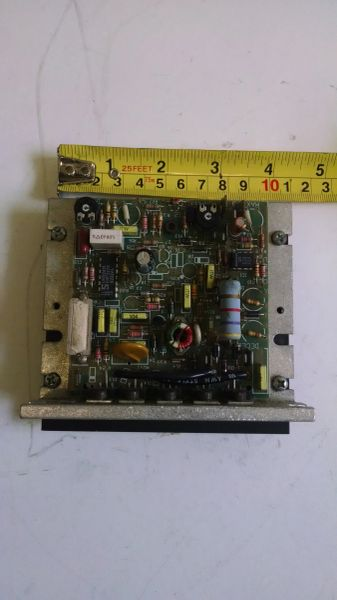 True 500 Motor Control Board USED