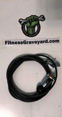 """Hoist 2200 # 010-0103058 - 109.5"""" Cable Assey - USED - BEAR319197CM"""