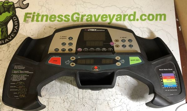 * Cybex 530T # AC-17695-4 - Console - USED - TMH3211929CM