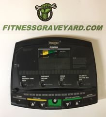 Precor C956 Complete Console Display # 44394-501 - - LIKE NEW - R# WFR328196SM