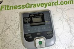 * Precor AMT 100i # PPP000000049465101 - Console (no chip in 'D' pad) - USED - #WFR48193CM