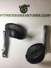 Cybex 530R # AX-18138 - Wide pedal set- USED - R# TMH49198SM