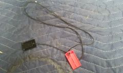 Lifestyler Expanse 2000 Treadmill Safety Key - Used - REF#OKC-755
