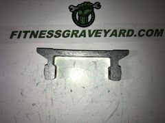 Precor 5.17i # 44333-103 Ramp Bracket - LIKE NEW #MFT511914CM