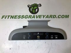Precor AMT C100i # CX30311-103 Cardio Theater Keypad Overlay - USED #WFR521913CM