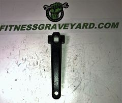 Precor C842i Stone Gray # 49020-101 Left Crank Arm - NEW - #REFIT513191CM