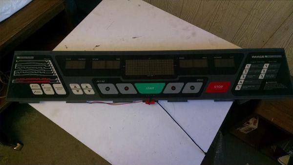 Image Treadmill Console - Used - REF#JB326987