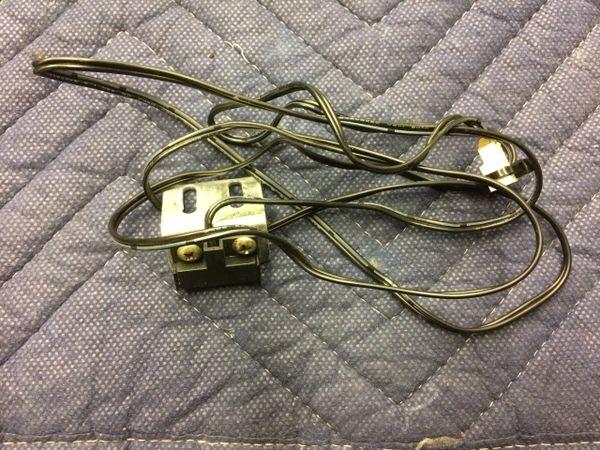 Vision 9700HRT # Z92TM43-P16 Speed Sensor - Used - Ref # SH1797