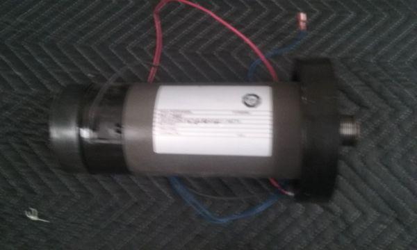 Reebok S 9.80 Treadmill Drive Motor - Used - REF#STL-828