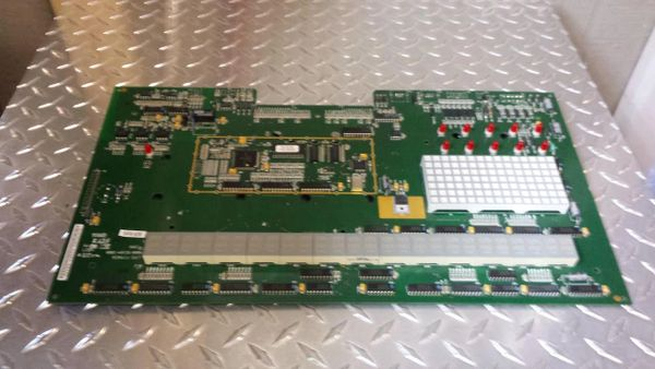 Reconditioned Life Fitness 95T Treadmill Upper Control Board Ref. # JG2537