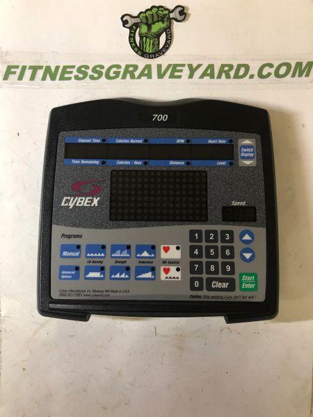 * Cybex Tectrix 1000 700R # AC-61486 Console - USED CLMFT72191CM