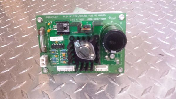 LifeFitness CT9500HR Power Control Board - Used - Ref. # JG2583