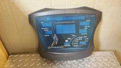 Octane LX8000 Elliptical upper Console Board Ref. # JG2631