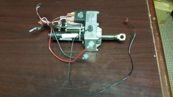Nordic Track A2550 Pro Treadmill Incline Motor Used Re. # JG2508a