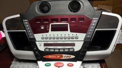 Sole F80 Treadmill console and Board Used Ref. # JG2756
