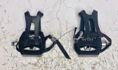 Livestrong LS28IC - Pedal Set, Double sided - OEM# 1000387809 - New - REF# HNP87195SH