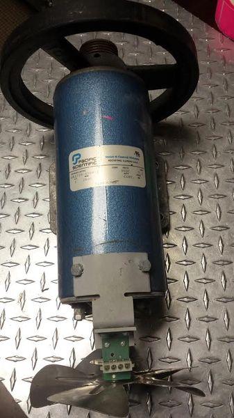 Universal XT2500 Treadmill Drive Motor Used Ref. # JG2772