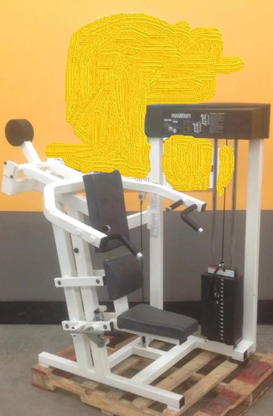 Pre-Owned Paramount Shoulder Press